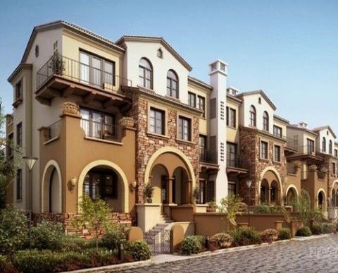 高层轻钢别墅设计