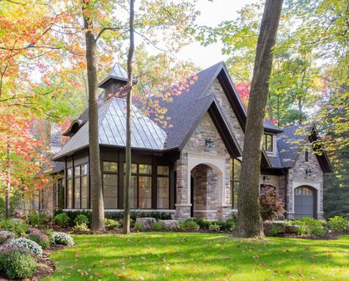 轻钢结构别墅的特点